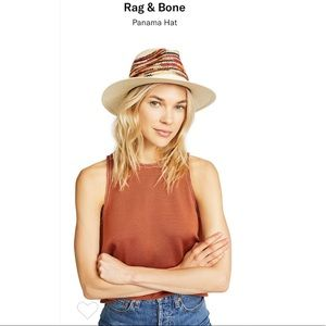 NWT RAG & BONE PANAMA HAT